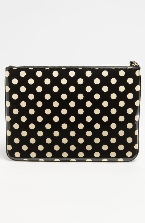 Alternate Image 4  - kate spade new york 'carlisle street - georgie' zip pouch