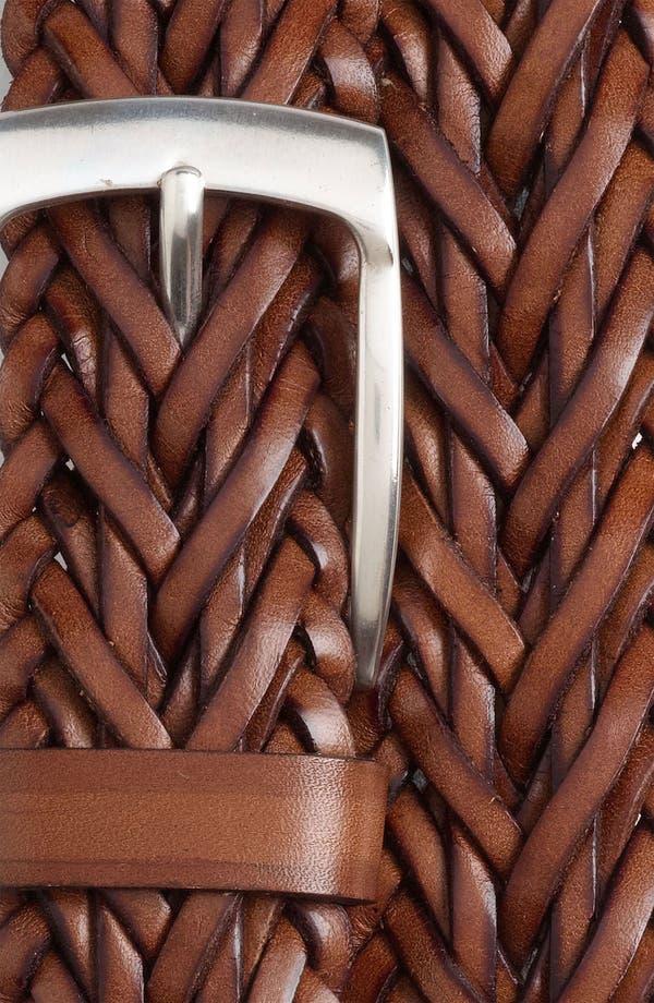 Alternate Image 2  - John W. Nordstrom® Braided Belt