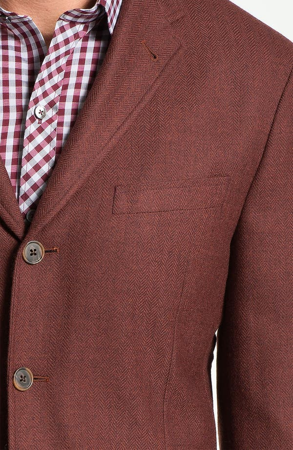Alternate Image 3  - Joseph Abboud Three Button Sportcoat