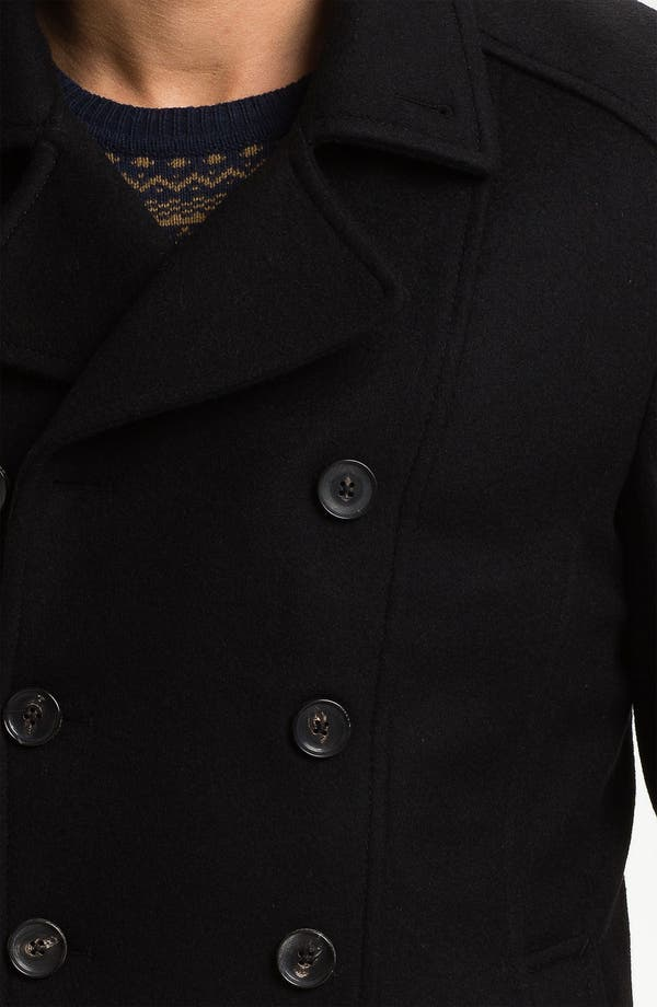 Alternate Image 3  - Ted Baker London 'Outlig' Double Breasted Wool Blend Coat