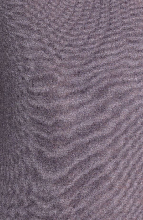 Alternate Image 3  - Donna Karan Collection Cashmere Mesh Top