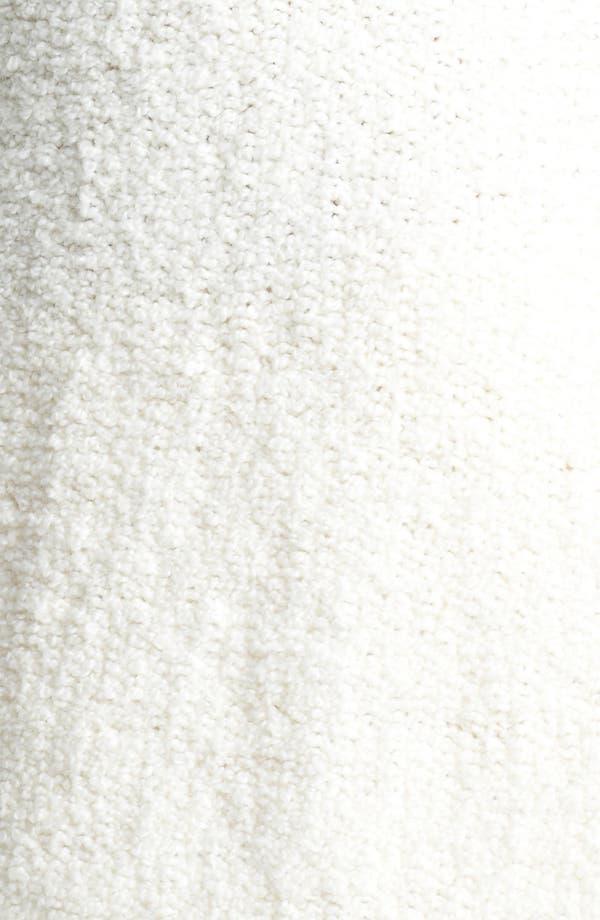 Alternate Image 3  - Donna Karan Collection Bouclé Wool & Cashmere Sweater