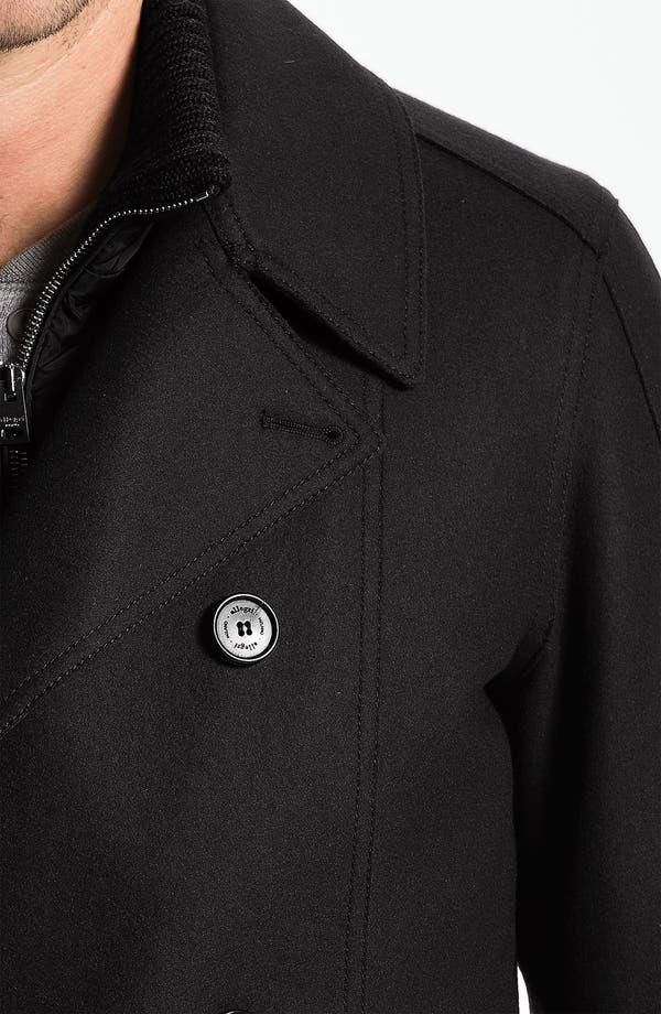 Alternate Image 3  - Allegri Wool & Cashmere Blend Caban Coat