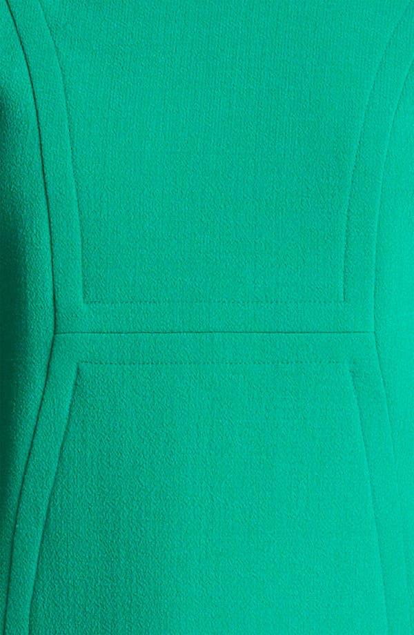 Alternate Image 3  - Michael Kors Bouclé Crepe Shift Dress
