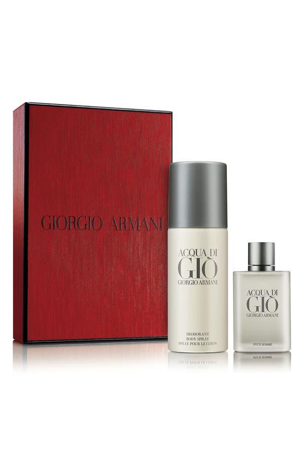 Alternate Image 2  - Acqua di Giò pour Homme Fragrance Set ($65 Value)