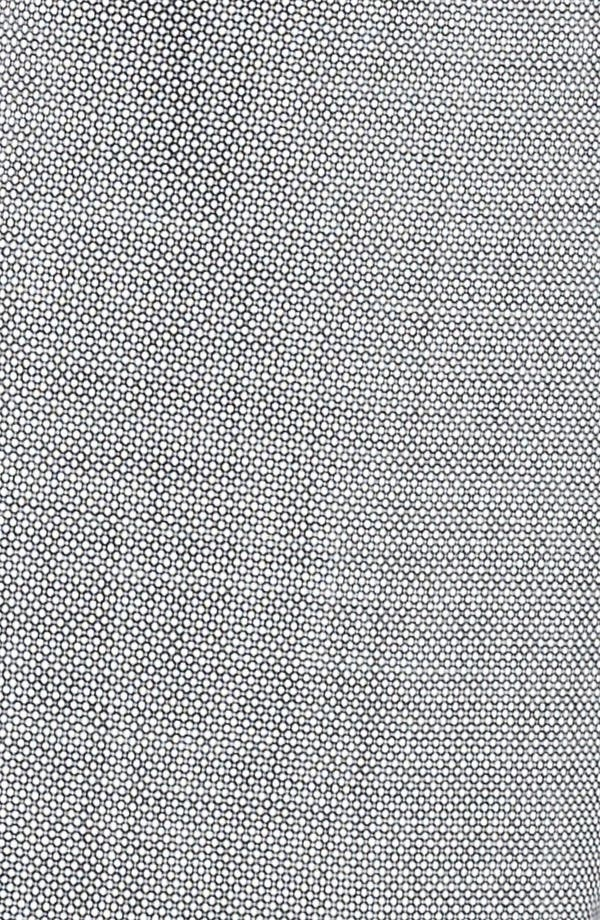Alternate Image 3  - Armani Collezioni Long Bird's Eye Jacket