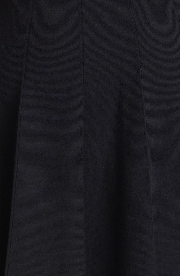 Alternate Image 3  - Donna Karan Collection Flared Jersey Skirt