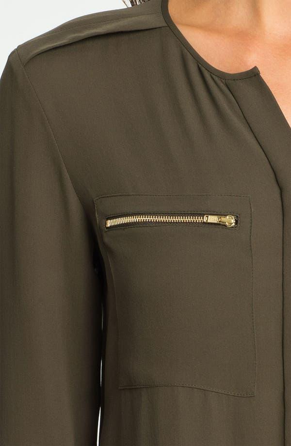 Alternate Image 3  - Theory 'Brundia' Silk Shirt