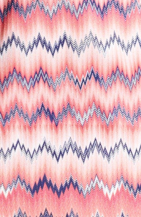 Alternate Image 3  - Missoni Zigzag Faux Wrap Dress