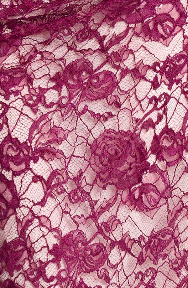 Alternate Image 3  - Emilio Pucci One Shoulder Lace Dress