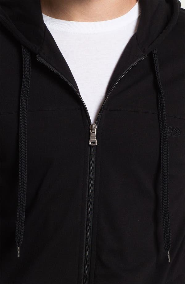 Alternate Image 3  - BOSS Black 'Innovation 3' Zip Hoodie