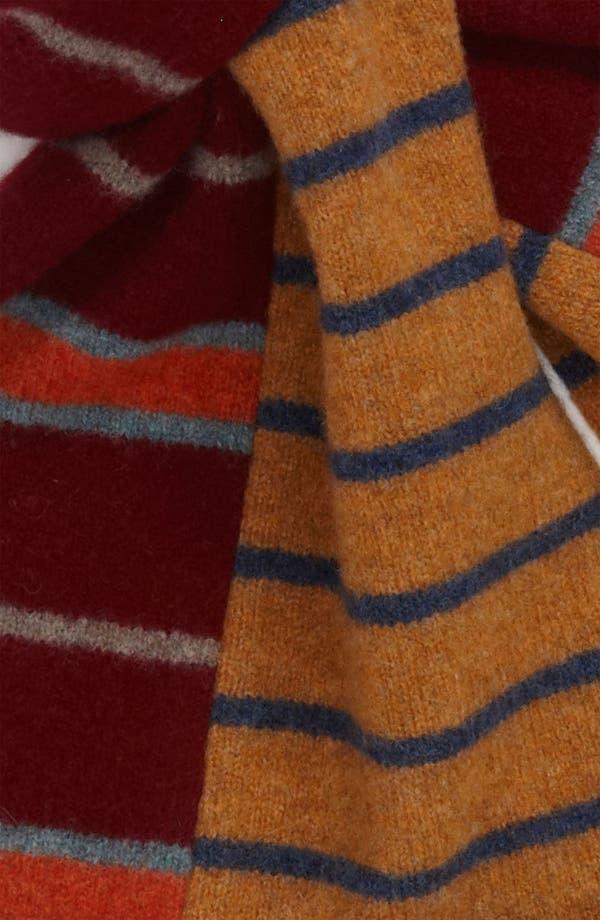 Alternate Image 2  - Ted Baker London Stripe Scarf