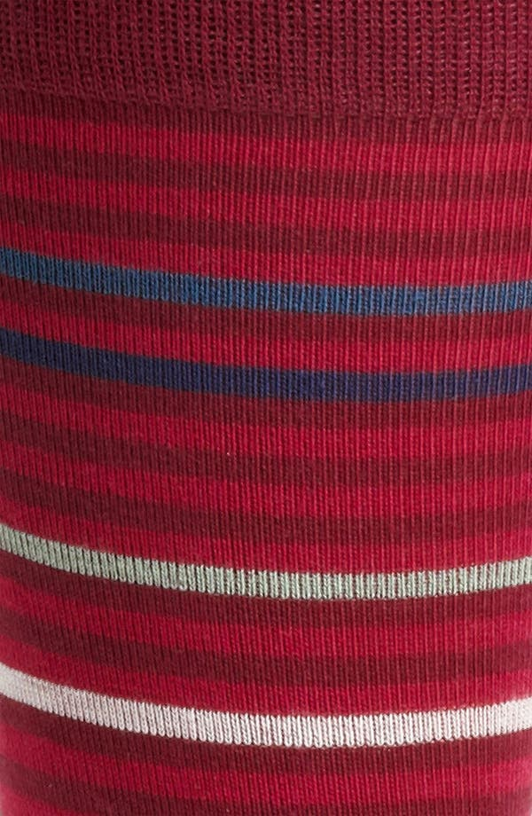 Alternate Image 2  - Cole Haan 'Fun Stripe' Socks