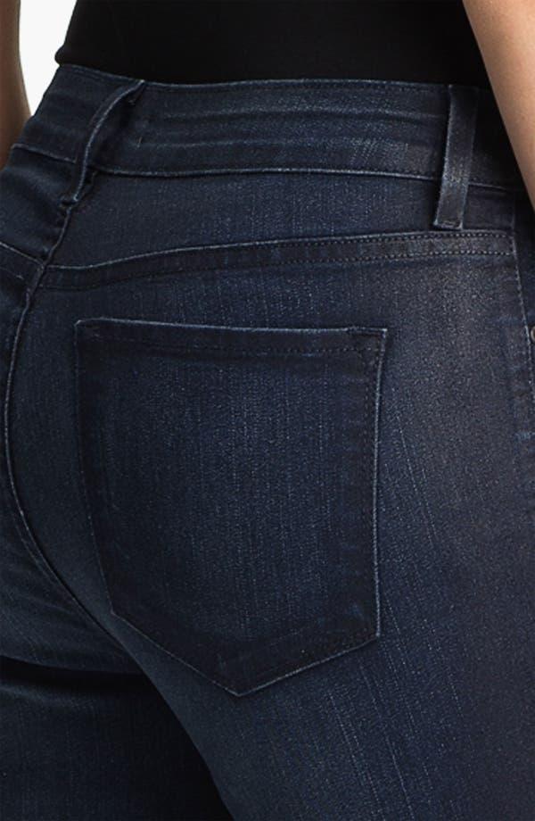 Alternate Image 3  - NYDJ 'Sheri' Skinny Jeans (Petite)