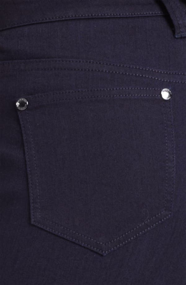Alternate Image 3  - Burberry London Flared Stretch Jeans