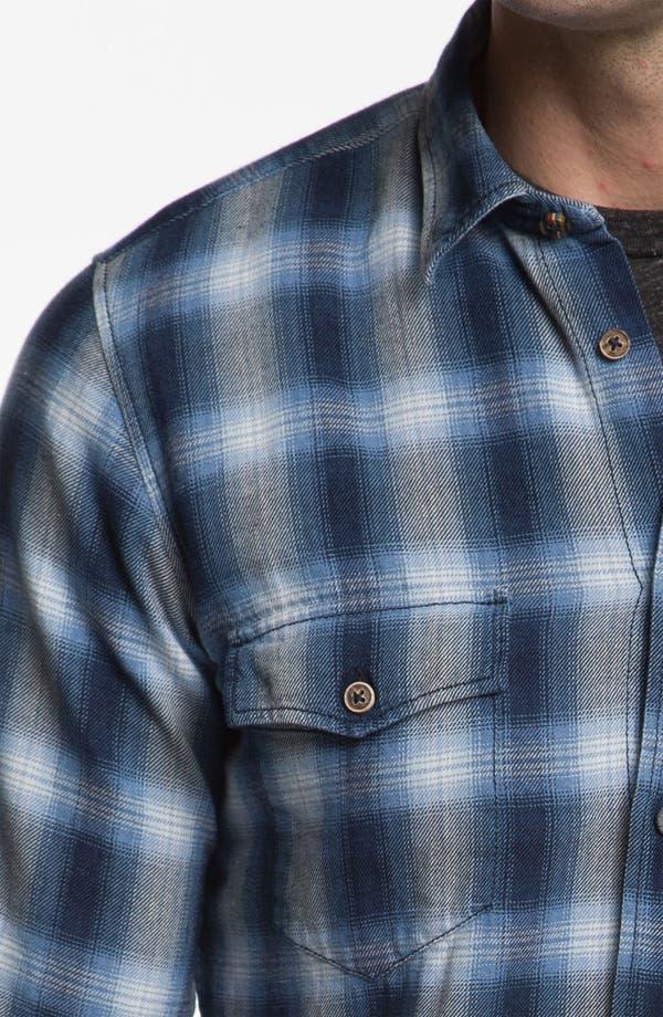 Alternate Image 3  - BOSS Orange 'Eddaie' Plaid Flannel Shirt