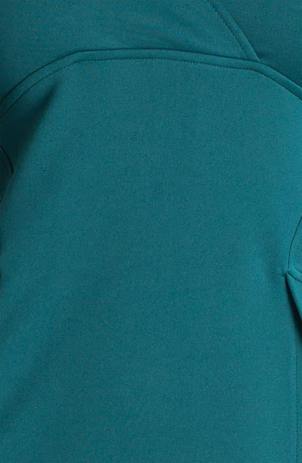 Alternate Image 4  - Maggy London Side Peplum Sheath Dress