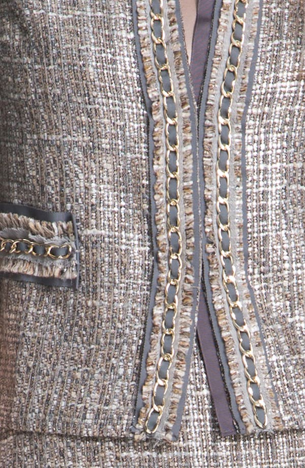 Alternate Image 5  - St. John Collection Tweed Jacket