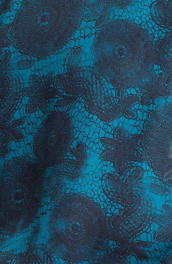 Alternate Image 3  - Hinge® Mixed Media Lace Top