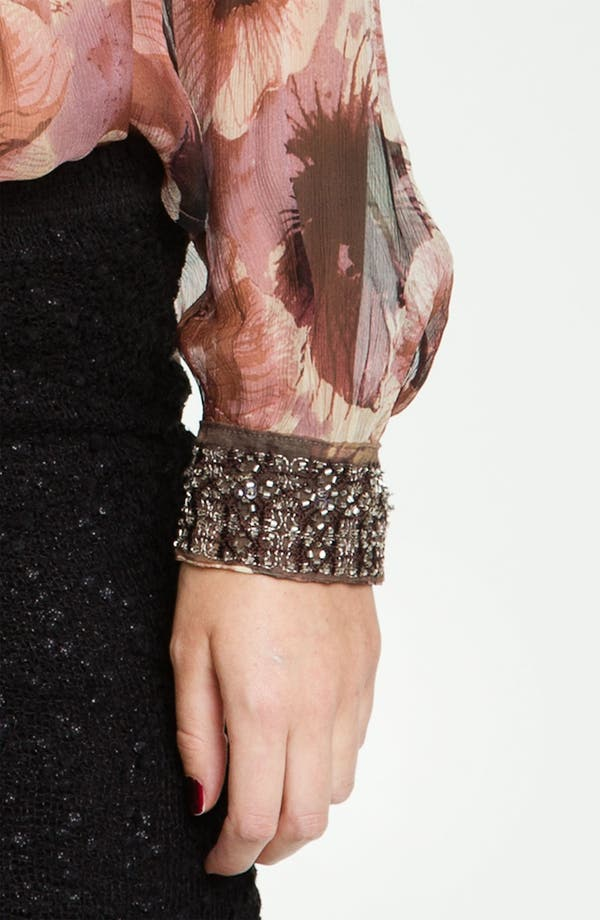 Alternate Image 3  - Bellatrix Embellished Cuff Blouse