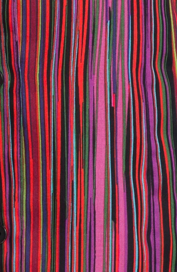 Alternate Image 3  - Foxcroft 'Broadway Stripe' Shirt