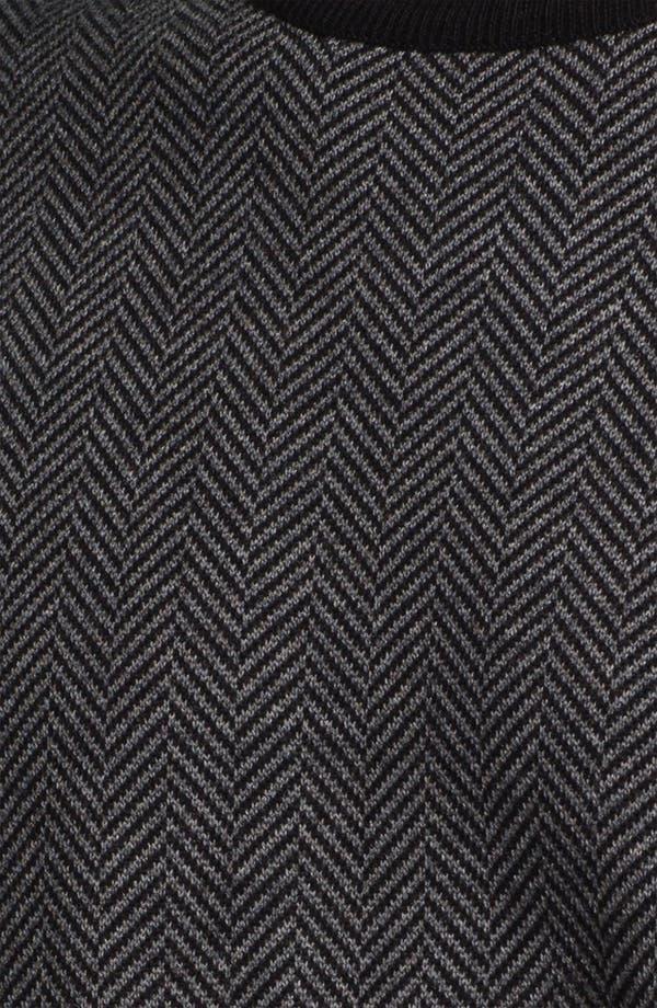 Alternate Image 3  - Toscano Wool Blend Crewneck Sweater