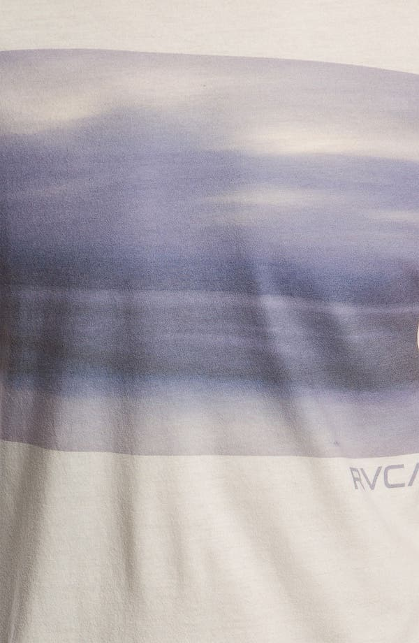 Alternate Image 3  - RVCA 'Night for Day' Vintage Wash T-Shirt