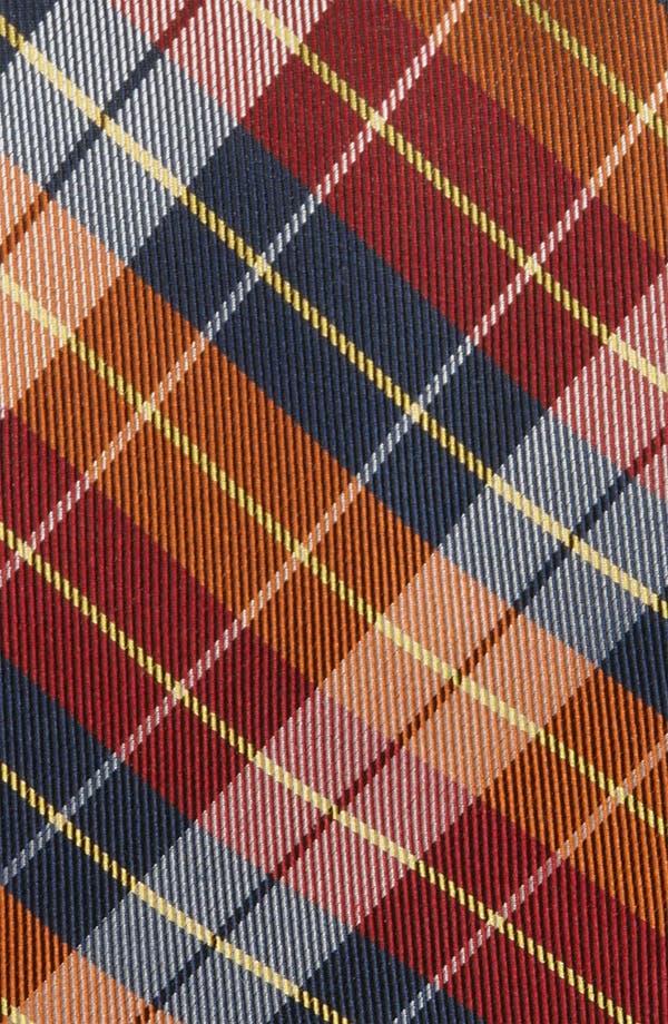 Alternate Image 2  - 1901 Woven Silk Tie