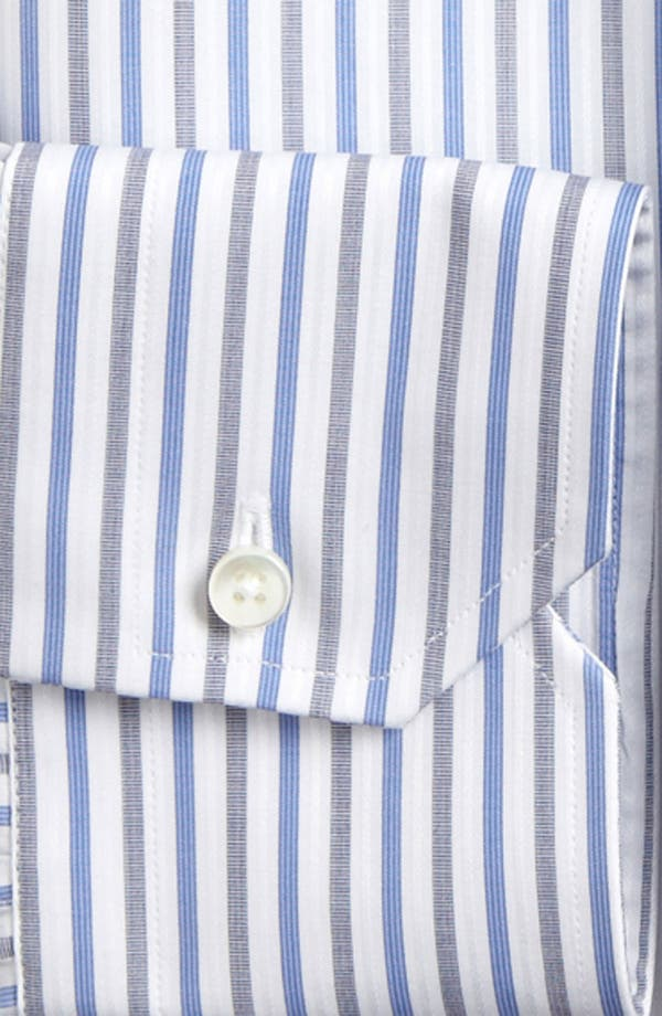 Alternate Image 3  - Canali Regular Fit Dress Shirt