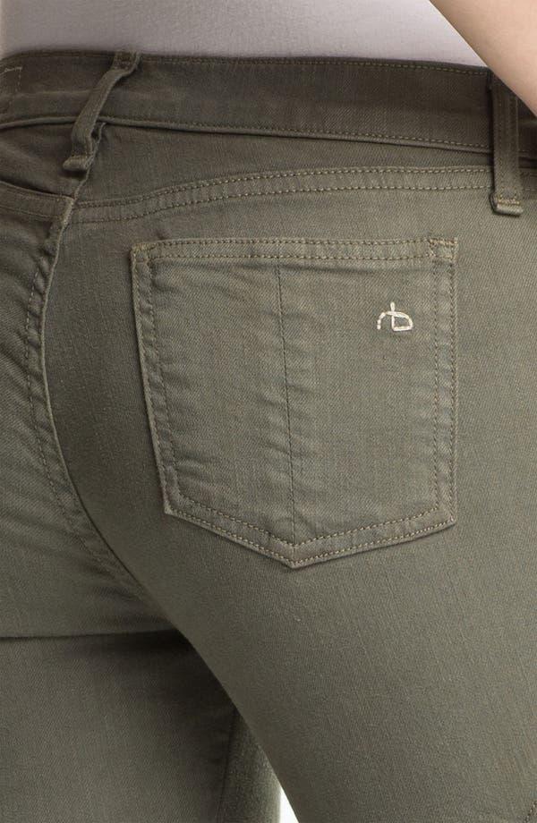 Alternate Image 3  - rag & bone 'Rally' Cargo Skinny Jeans