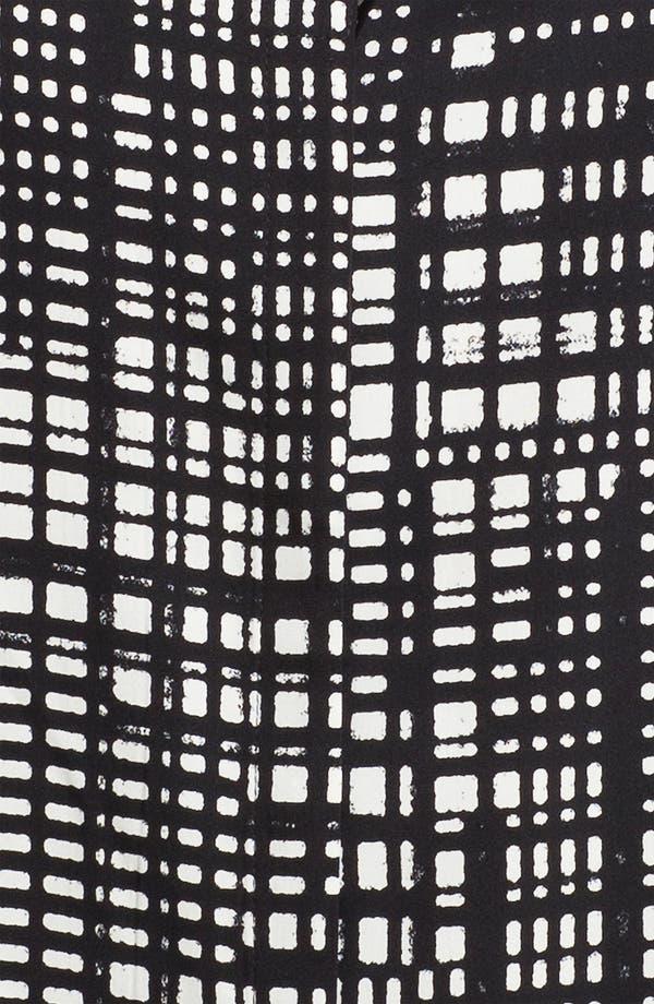 Alternate Image 3  - Classiques Entier® Print Stretch Silk Blouse
