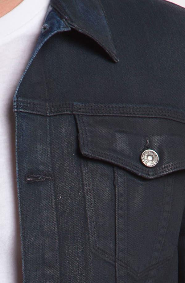 Alternate Image 3  - 7 For All Mankind® Denim Jacket