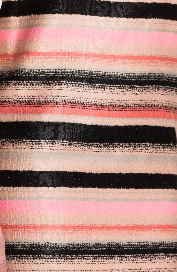 Alternate Image 3  - MSGM Stripe Tweed Shift Dress