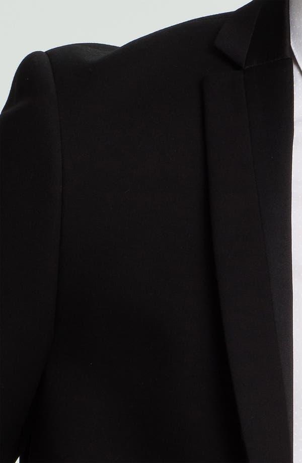 Alternate Image 3  - Topman One Button Tuxedo Jacket