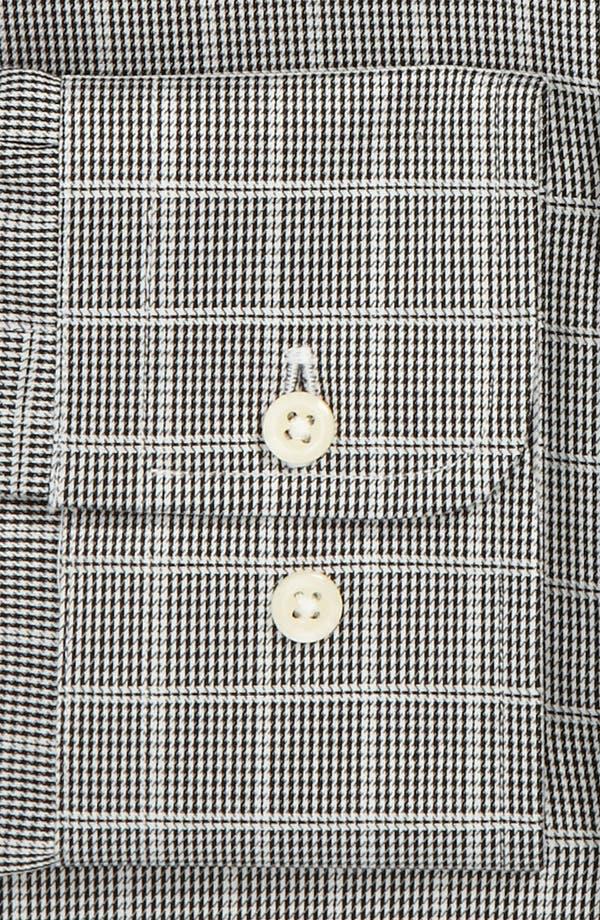 Alternate Image 2  - David Donahue Regular Fit Dress Shirt (Online Exclusive)