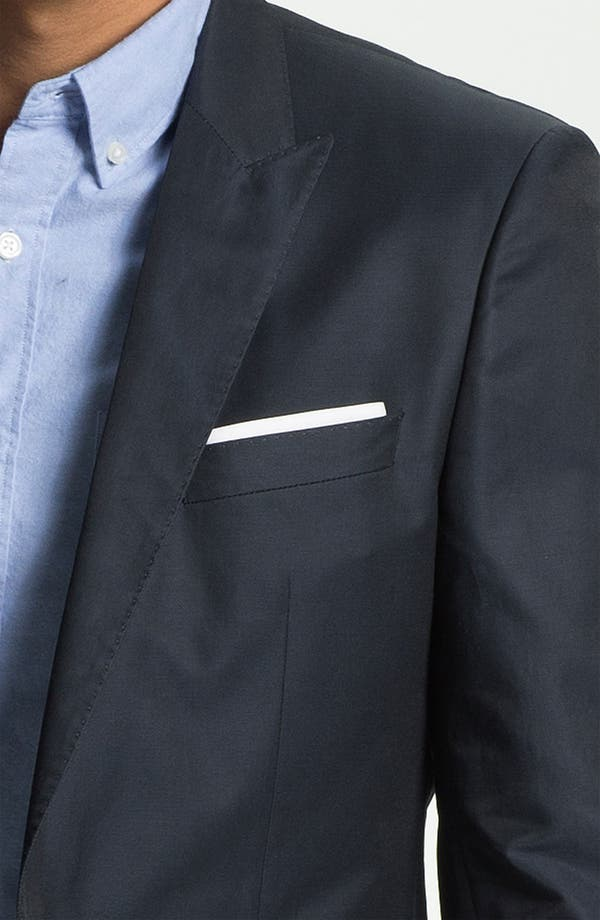 Alternate Image 3  - BOSS HUGO BOSS 'Hold' Trim Fit Blazer