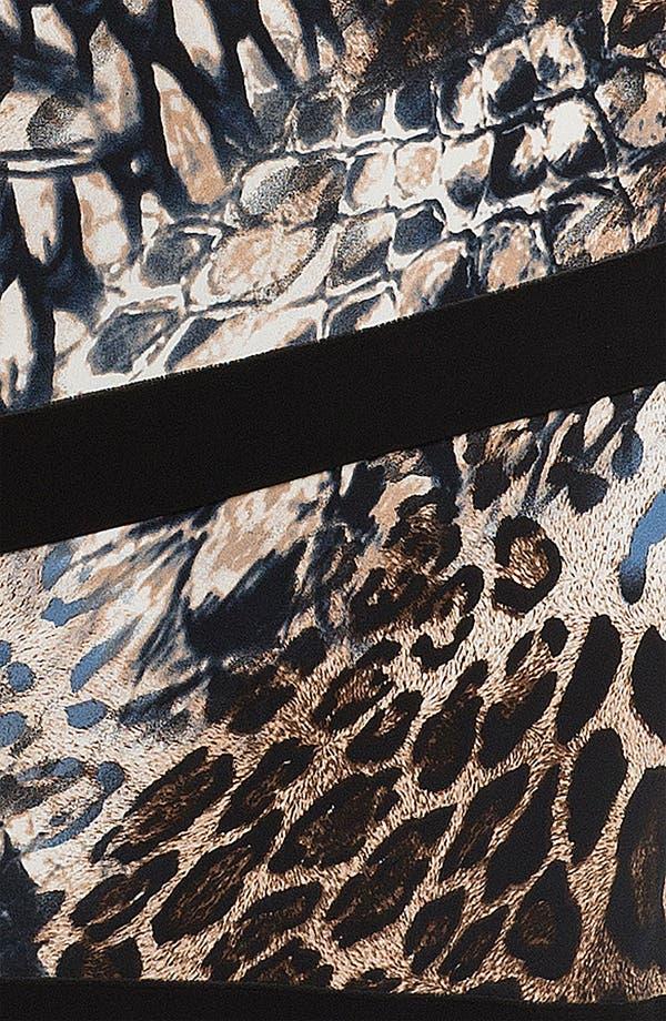 Alternate Image 3  - Eva Varro Print Front Dress (Online Exclusive)