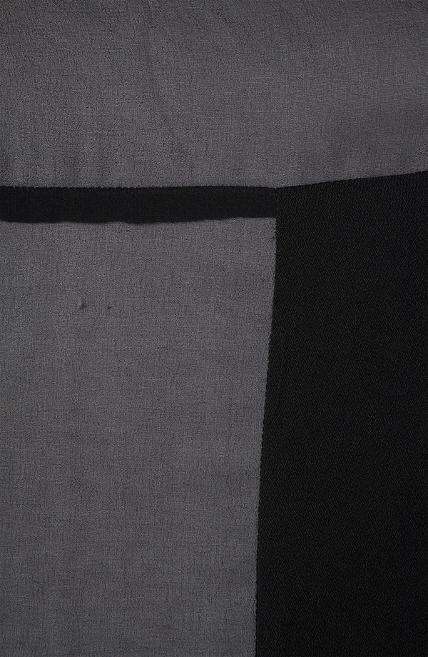 Alternate Image 3  - Topshop Sheer Panel Romper