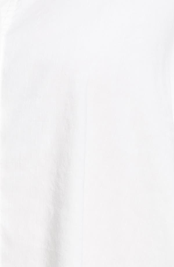 Alternate Image 3  - Eileen Fisher Button Up Shirt (Plus Size)