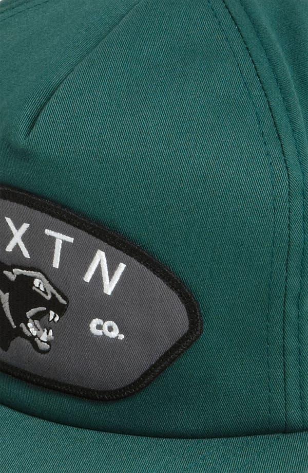 Alternate Image 2  - Brixton 'Waylon' Snapback Baseball Cap