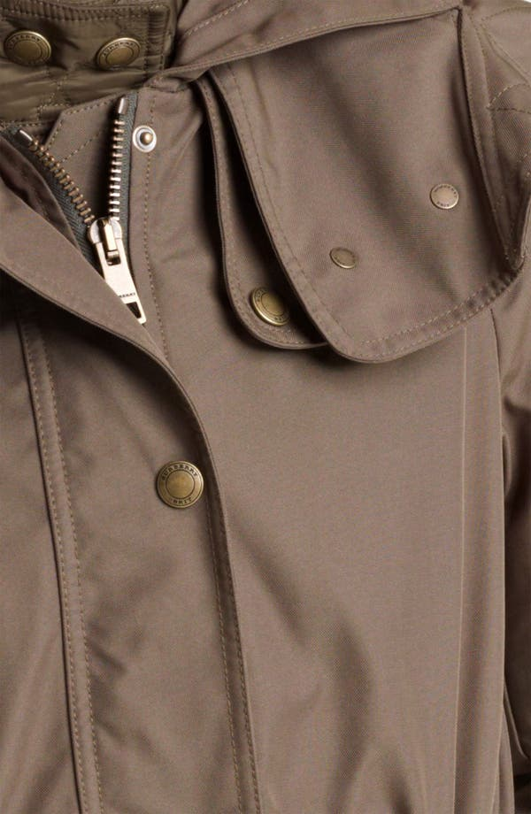 Alternate Image 4  - Burberry Brit 'Camberford' Anorak