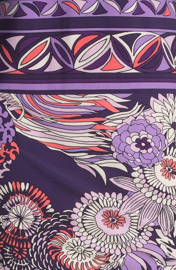 Alternate Image 3  - Donna Morgan 'Julie' Print Sheath Dress