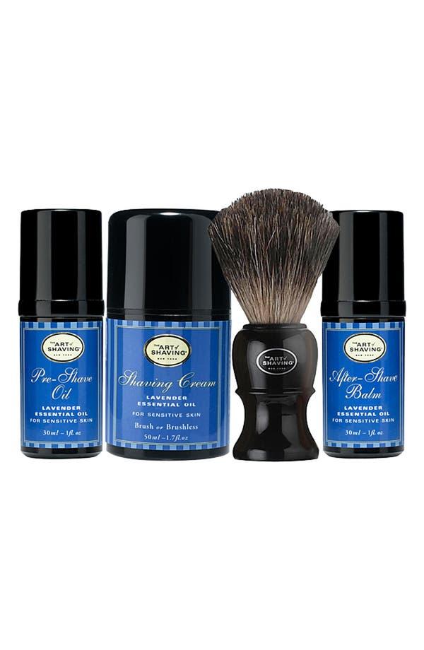 Alternate Image 1 Selected - The Art of Shaving® 'Lavender' Initiation Kit ($81 Value)