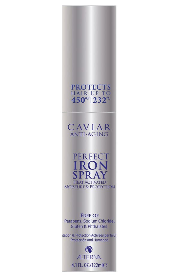Alternate Image 1 Selected - ALTERNA® Caviar Anti-Aging Perfect Iron Spray