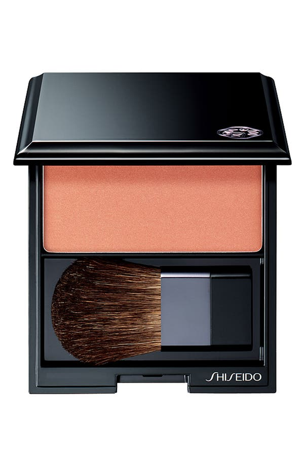 Alternate Image 1 Selected - Shiseido 'The Makeup' Luminizing Satin Face Color