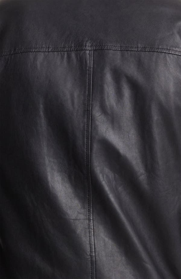 Alternate Image 3  - Field Scout Leather Jacket