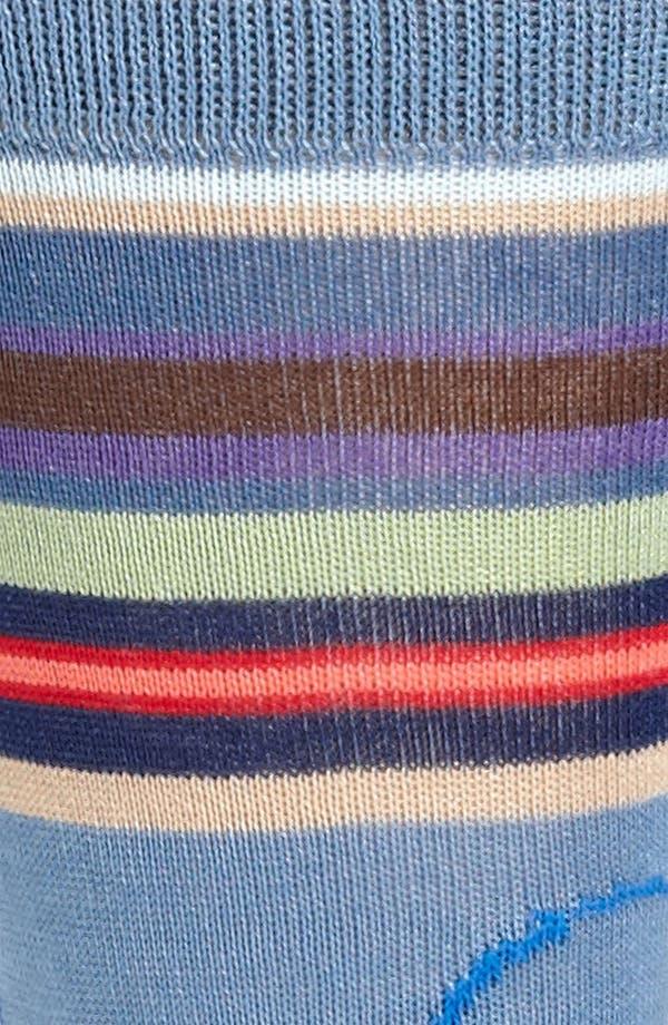 Alternate Image 2  - Paul Smith Accessories Pattern Socks