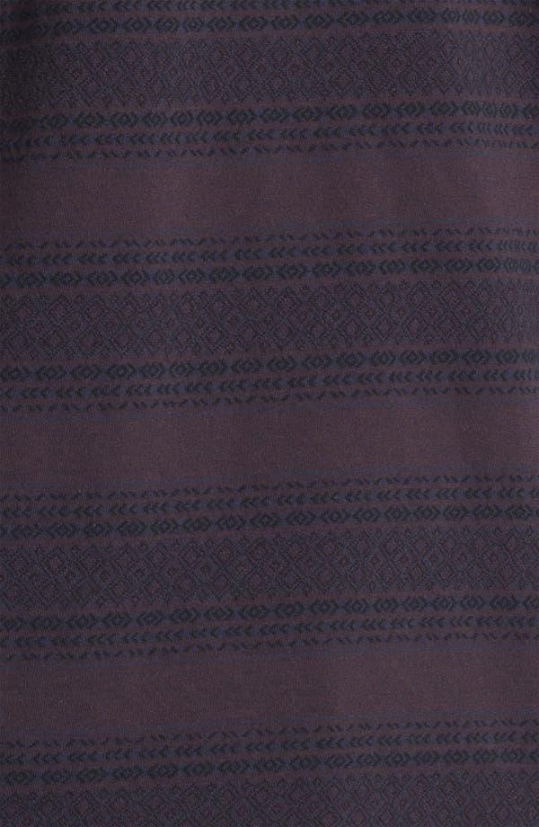 Alternate Image 3  - RVCA 'Shaman' Stripe Crewneck T-Shirt