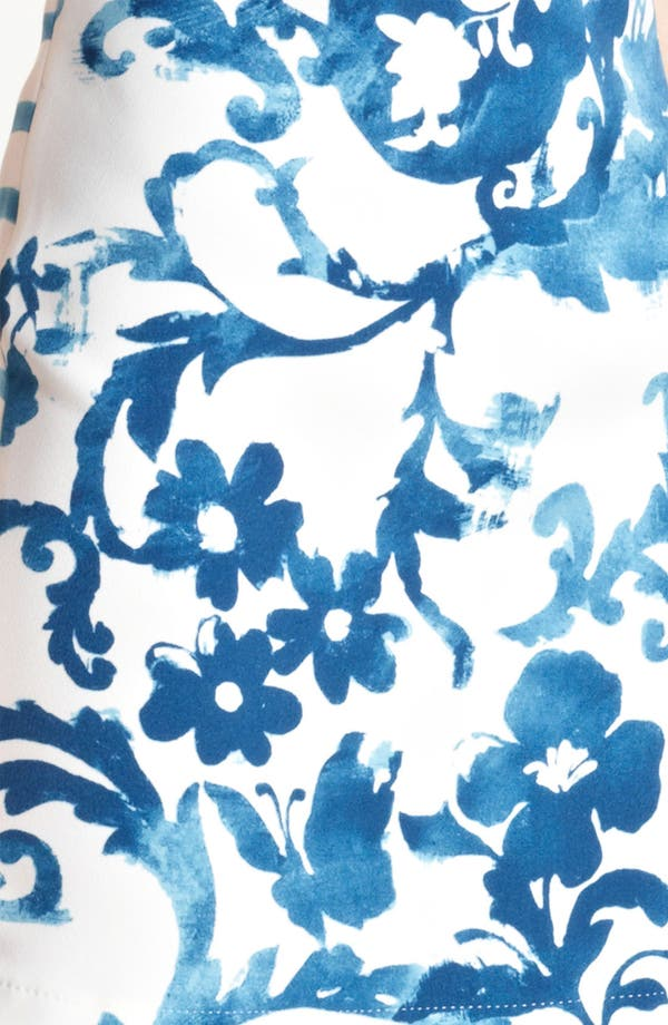 Alternate Image 3  - Moschino Cheap & Chic Mix Print Dress