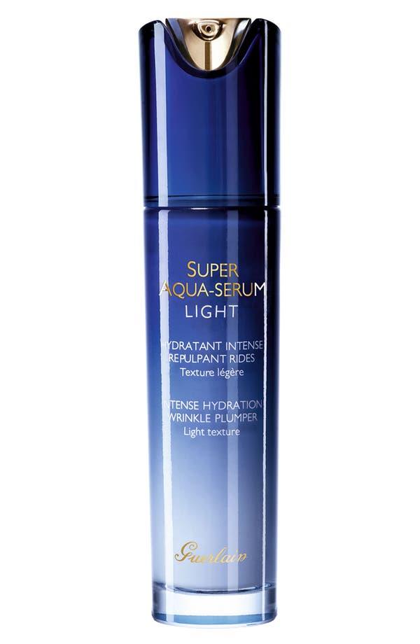 Alternate Image 1 Selected - Guerlain 'Super Aqua-Serum Light' Wrinkle Plumper